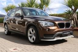 BMW X1 SDrive 20i ActiveFlex 2015 Interior Caramelo