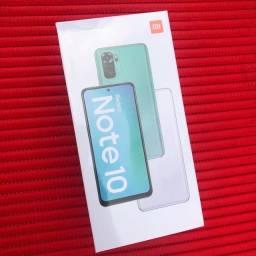 Xiaomi Redmi Note 10 4+128GB (10X de 148,99 sem juros)