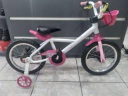 Bicicleta aro 16 btwin