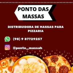 FÁBRICA DE MASSA PIZZA