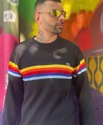 Suéter Lacoste Premium