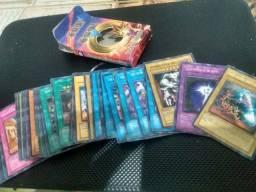 Yu-Gi-Oh cartas grandes original