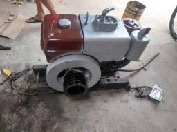 Motor yanmar 11