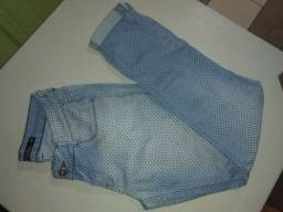 Calça jeans wear BLUESTEEL