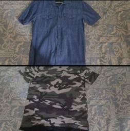 Coleção de 8 roupas (posso negociar)