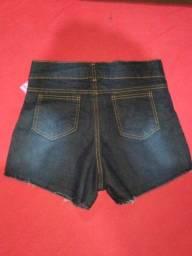 Shorts novos com etiqueta