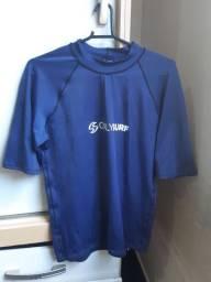Camiseta surf, com proteção uv !!!!