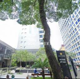 Apartamento para alugar com 1 dormitórios em Centro, Curitiba cod:64479001