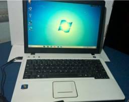 Positivo Premium P337B c/ Intel Core 2 Duo T7100, 2GB de Ram, HD 320GB