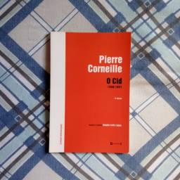 "Livro ""O Cid"", de Pierre Corneille"