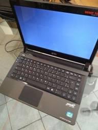 Notebook i5 parcelo no cartão de crédito