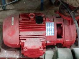 Motor trifásico Weg de 2 e 10cv  baixa rotação.