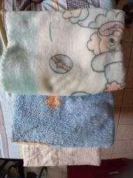 Cobertor para bebê.