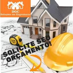 Legalização -Projetos- Construções de Casas