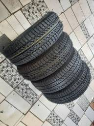 4 pneus 14 medida 175 65 14 aceito trocas passa cartao