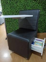 Cadeira para Manicure NOVA!