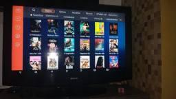 Tv 32pol CCE HDTV conversor digital integrado