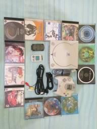 Dreamcast controle é jogos
