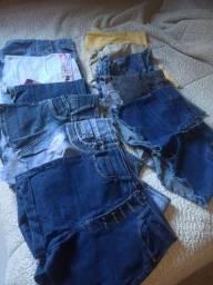 Lote de shorts jeans N°40/42