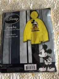 Capa de chuva do Mickey adulto