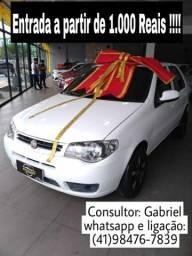 FIAT PALIO FIRE 2017 / FALAR COM GABRIEL