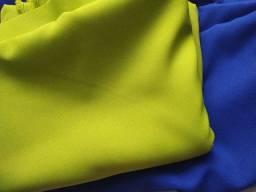 Tecido para Chroma Key verde limão ou azul