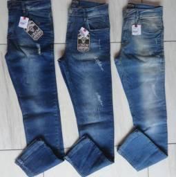 Calça Jeans Venom