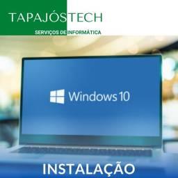 Instalação Windows 10