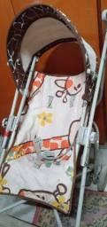 Carrinho de bebê passeio Galzerano menina