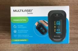 Oxímetro Digital Pulso De Dedo Portátil - Multilaser