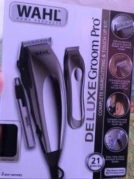 Kit Maquina Deluxe Groom