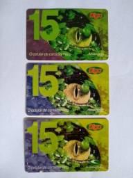 Cartões de Celular do Amazonas