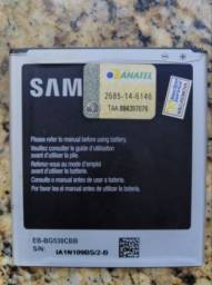 bateria e carregador samsung