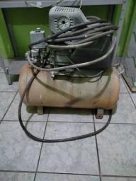 Compressor p/ pintura.