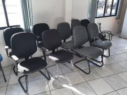vendo cadeira diretor fixa