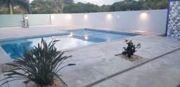 Casa para temporada em Porto Rico - PR, 3 quartos para até 10 pessoas