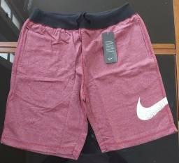 Título do anúncio: Bermuda Moletom Nike M