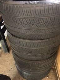 Jogo pneus BMW X6