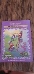 Livro Rapunzel