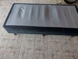 VENDO R$ 80,00 CAMA BOX LARG 0.88/COMP 1.88/TEL *.