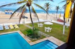Casa de praia na Prainha, Aquiraz, 6 suites, frente p/ mar