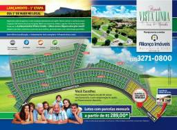 Terreno 270 m² - Vista Linda Alpercata - MG