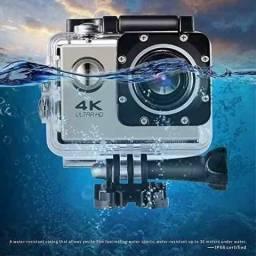 Câmera Wifi Capacete Esporte Mergulho Hd 1080p 4k (Direto da fabrica)