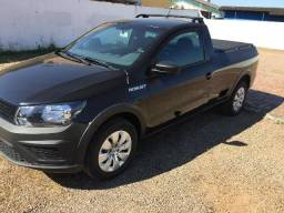 Vw - Volkswagen Saveiro CS Robust - 2017