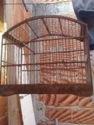 2 gaiolas 50 reais