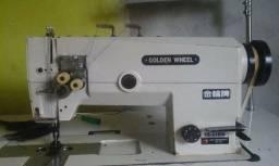 Maquina pespontadeira Golden wheel cs-3100l