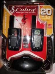 Rádio comunicador Cobra