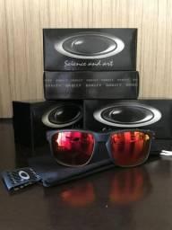 Óculos Holbrook Com Lentes Polarizadas
