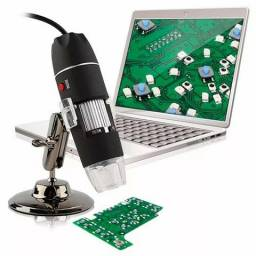 Microscópio digital usb zoom 1000x profissional