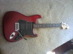 Guitarra Fender American Special Stratocaster® Hss Fender - Vermelho (Candy Apple Red